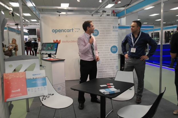 OpenCart London Expo
