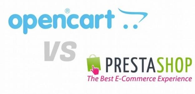 Opencart VS Prestashop  – výběr hostingu