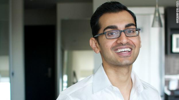 Forbes označil Neil Patel v TOP 10 online marketéru