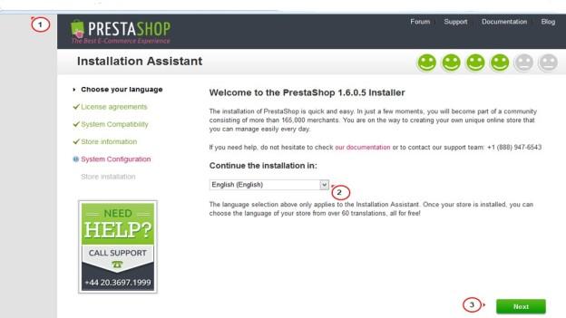 Jak nainstalovat PrestaShop?